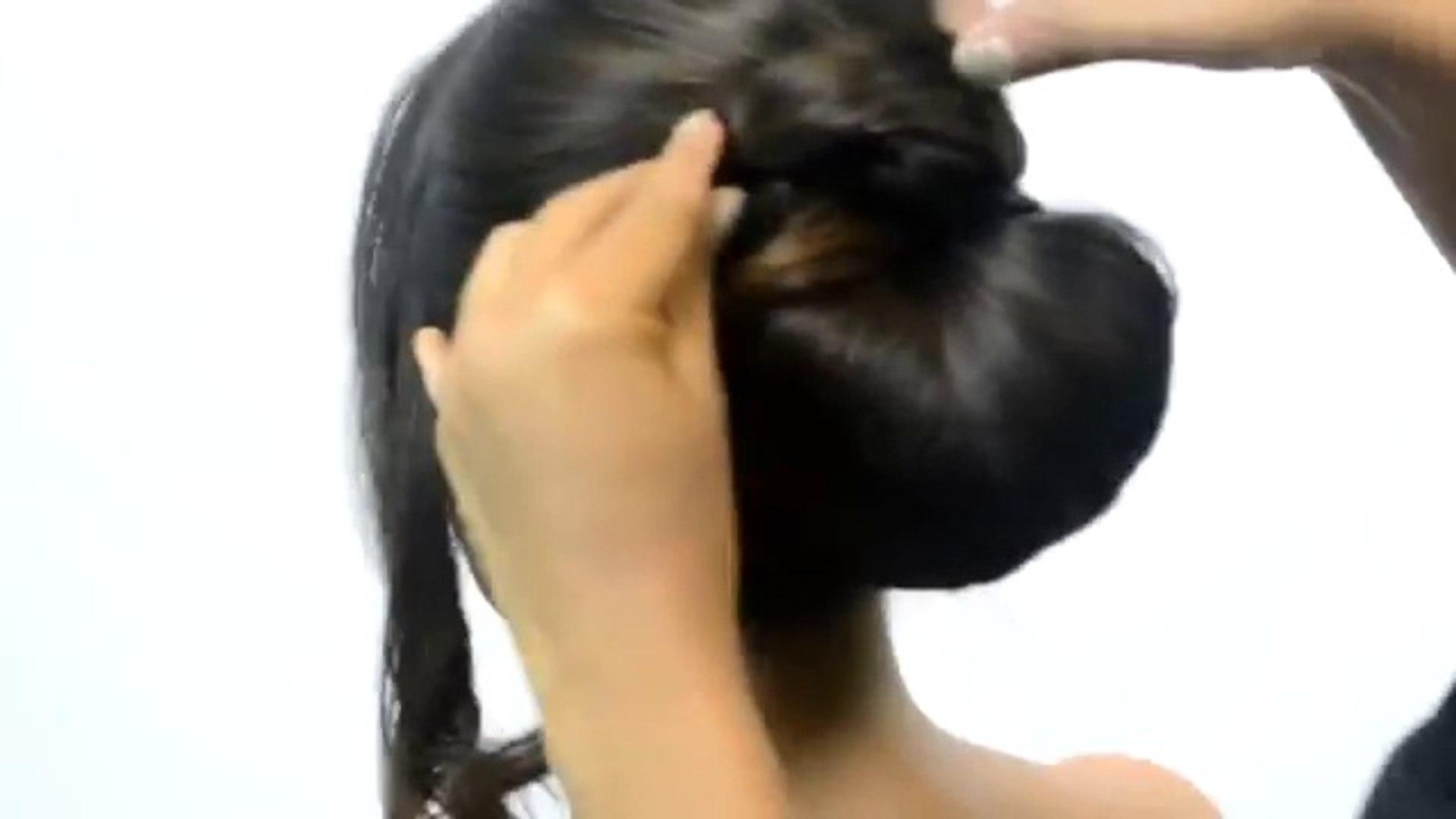 HAIR STYLE - ELEGANT