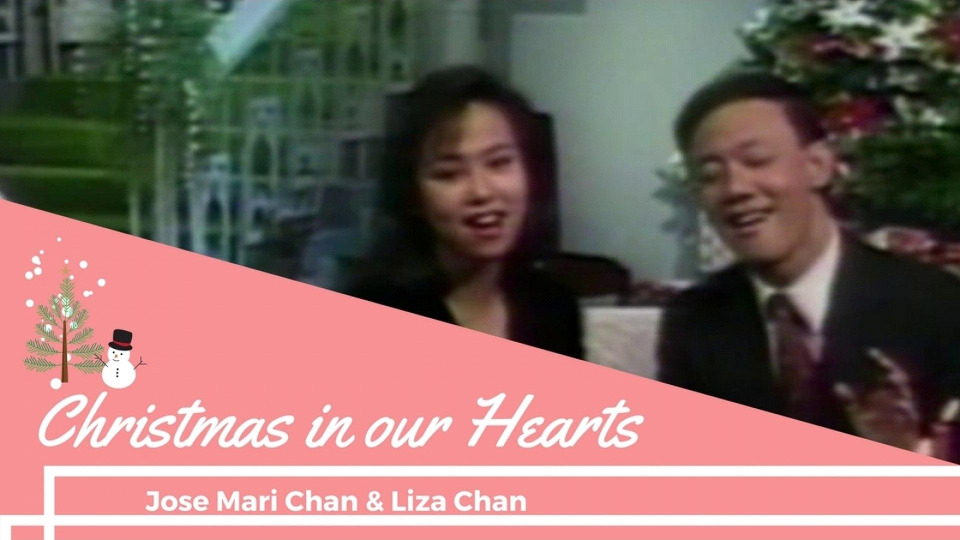 Christmas In Our Hearts.Jose Mari Chan Liza Chan Christmas In Our Hearts Official Music Video