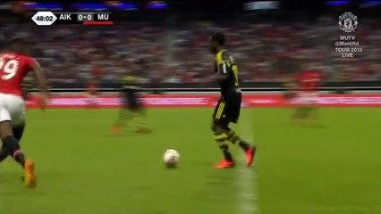 AIK Fotboll Vs Manchester United 1-1