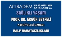 11 ARALIK 2016 SAĞLIKLI YAŞAM PROF. DR. ERGÜN SEYFELİ