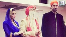 Sunny Leone's DESI LOOK At Brother's Wedding | Daniel Weber