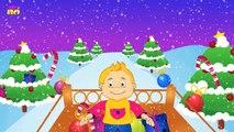 Jingle Bells | Nursery Rhymes with Lyrics | Jingle Bells | Popular Christmas Songs For Kids