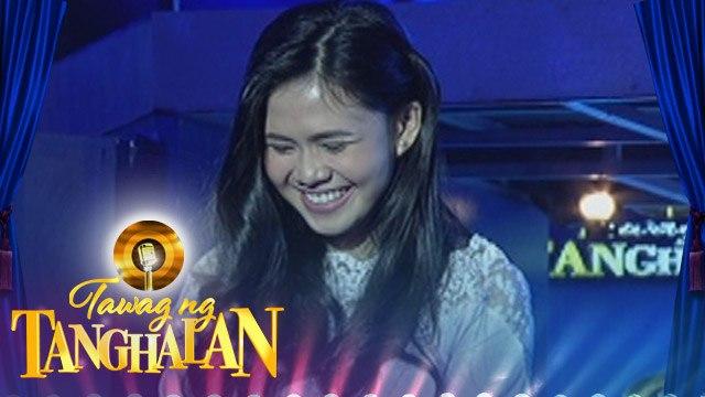 Tawag ng Tanghalan: Almae Castillo steals golden microphone from Angelo Ramos
