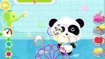 Baby Pandas Bath time App- Le PANDA se douche! Joue avec moi Apps and Games