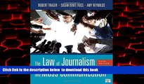 Audiobook The Law of Journalism and Mass Communication (Fifth Edition)  Full Ebook
