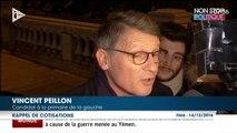 Vincent Peillon contraint de s'expliquer sur le non-paiement de ses cotisations au Parti socialiste