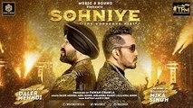 Mika Singh & Daler Mehndi ,  Sohniye - The Gorgeous Girl ,  Mika Singh Feat  Shraddha Pandit ,  New Punjabi Songs 2016