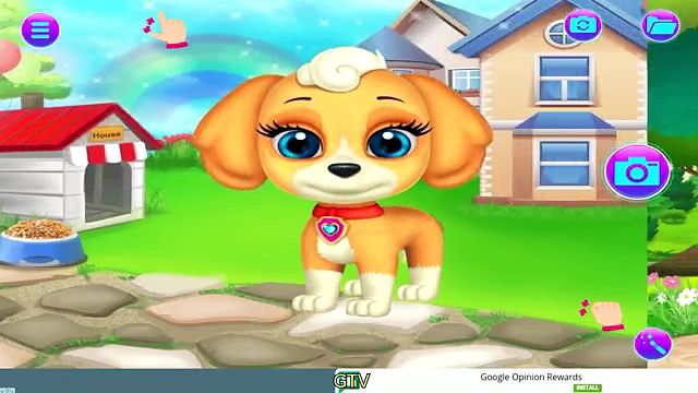 My Cute Little Pet – Kids Learn to Care Cute Little Puppy Android Gameplay