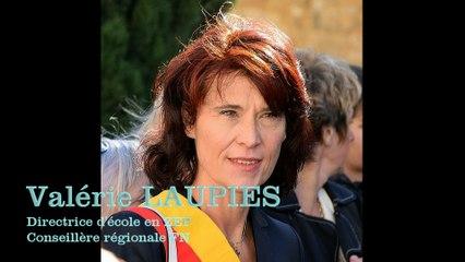 RMC - radio Brunet avec Valérie Laupies