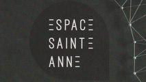 Inauguration de l'Espace Sainte-Anne à Lannion