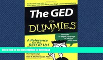 Free [PDF] The GED For Dummies (For Dummies (Lifestyles Paperback)) Full Download