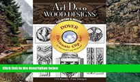 Buy Laurent Malcles Art Deco Wood Designs CD-ROM and Book (Dover Electronic Clip Art) Audiobook