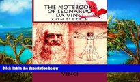 Online Leonardo Da Vinci The Notebooks of Leonardo Da Vinci: Complete   Illustrated Audiobook