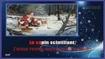 KaraNoël ♫ Tino Rossi Noël blanc