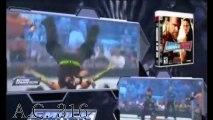HHH and Jeff Hardy vs John Morrison and The Miz 11_7_2008