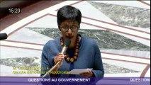QAG - Assemblée nationale réponse de la ministre au député Gabriel Serville