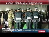 جنید جمشید کی نماز جنازہ نور خان ائر بیس...