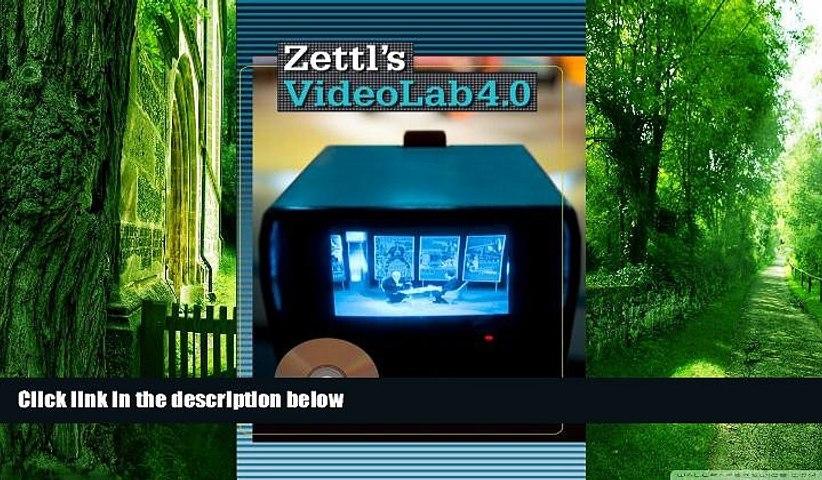 Best Price VideoLab 4.0 Herbert Zettl PDF