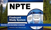 Pre Order NPTE Flashcard Study System: NPTE Test Practice Questions   Exam Review for the National