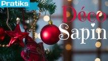 Pleins d'idées pour décorer votre sapin de Noël