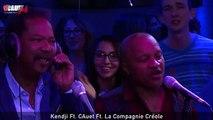 Kendji Ft. Cauet Ft. La Compagnie Créole - C'Cauet sur NRJ