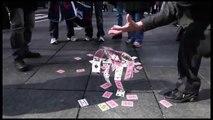 Ảo thuật lá bài biết đi - Walking magic cards