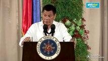 Duterte claims 4M addicts to contaminate 10M