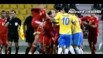 Football Fights & Angry Moments ● ( Fights, Fouls, Dives & Red cards) Part 1