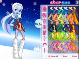 Monster High Abbey Bominable Dress Up | Best Game for Little Girls - Baby Games To Play