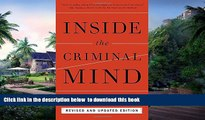 BEST PDF  Inside the Criminal Mind: Revised and Updated Edition FOR IPAD