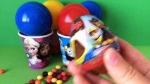 Balls Surprise Cups Toys | Paw Patrol Colour Balls Surprise Eggs Peppa Pig Disney Frozen Turtles