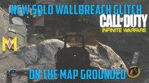 """CoD Infinite Warfare Glitches - NEW EASY SOLO Wallbreach On Grounded - """"Infinite Warfare Wallbreaches"""""""