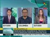 Colombia: radican Ley de Amnistía para garantizar seguridad de FARC-EP