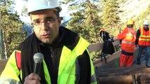 Hautes-Alpes : Les travaux sur la RN94 devraient être finis en fin de semaine