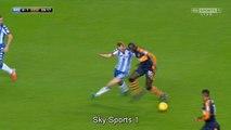 Mohamed Diame Goal HD - Wigan0-1Newcastle Utd 14.12.2016