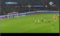 Dirk Kuyt Penalty Goal HD - Feyenoord 2 - 0Den Haag 14.12.2016