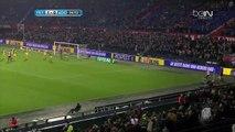 1-0 Nicolai Jørgensen Goal Holland  KNVB Beker  Round 3 - 14.12.2016 Feyenoord 1-0 ADO Den Haag