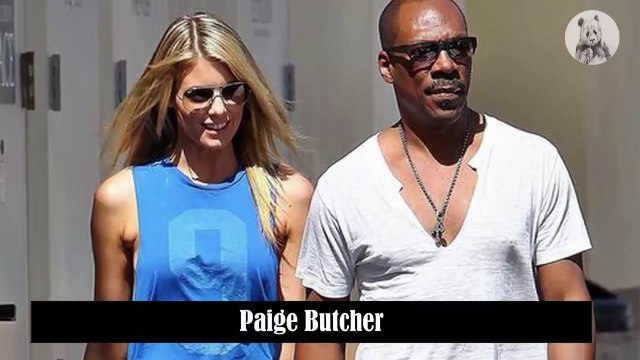 Eddie Murphy's Girlfriend [ Paige Butcher ]