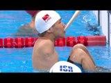 Swimming | Men's 100m Backstroke S6 heat 1 | Rio 2016 Paralympic Games