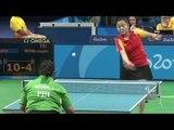Table Tennis   CHI v PHI   Women's Singles - Class 8 Group B   Rio 2016 Paralympic Games