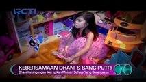 Kebersamaan Ahmad Dhani dengan Sang Putri