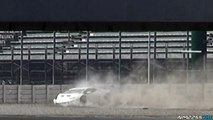 Lamborghini Huracán SuperTrofeo Crashes Hard Into Wall at Monza Circuit!Lamborghini Huracán SuperTrofeo Crashes Hard Into Wall at Monza Circuit! 03