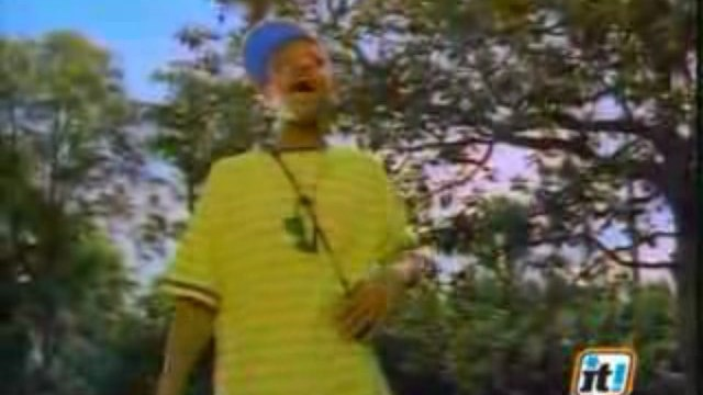 The Fresh Prince of Bel-Air • Will Smith • Italian Theme