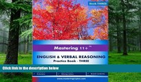 PDF [FREE] DOWNLOAD Mastering 11+: English Verbal Reasoning