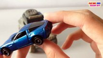 Maisto Toy Car Hummer Hx | Tomica Chevrolet Corvette Z06 | Kids Cars Toys Videos HD Collection