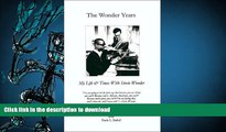 Epub The Wonder Years: My Life   Times With Stevie Wonder On Book