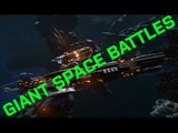Drawyah plays Fractured Space - Giant space Battles Episode 1