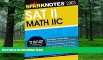 Pre Order SAT II Math IIc (SparkNotes Test Prep) SparkNotes mp3