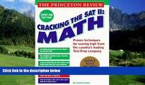 Online John Katzman Cracking the SAT II: Math Subject Tests, 1998 ED (Cracking the Sat Math