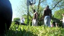 2 mormons mettent la misère au Basket à des blacks